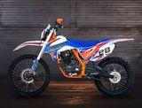 Xmotos Motocross  - XB88 PRO 250cc 4t 21/18