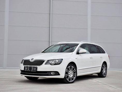 Škoda Superb Combi 2.0TDI 4x4 BUSINESS, 1. Majiteľ, PREVERENÉ, SERVIS KNIHA, TOP STAV
