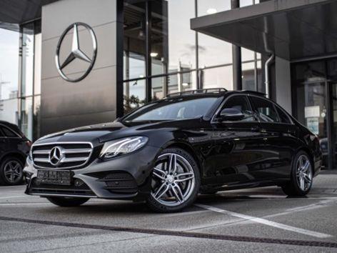 Mercedes-Benz E trieda Sedan 350 AMG