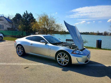 Jaguar XKR 4.2 supercharged