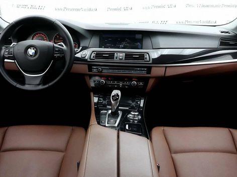 BMW Rad 5 Touring 520d 185HP LUXURY Line