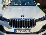 BMW X7 XDrive 30d