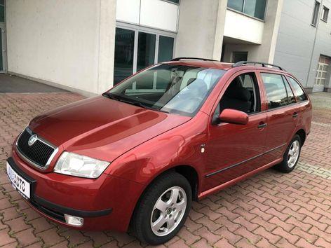 Škoda Fabia Combi 1.9 TDI Elegance
