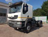 Renault Kerax 450 EURO5 manuál, PTO