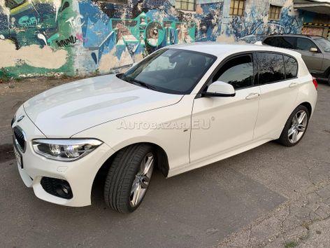 BMW rad 1 BMW 120i A/T M paket