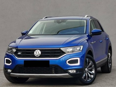 Volkswagen T-Roc 2.0 TDI BMT Sport 4Motion DSG