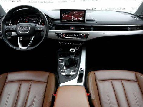Audi A4 Allroad 4x4 2.0 TDI LUXURY Line