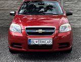 Chevrolet Aveo 1.2 8v VYSERVISOVANÉ !!! 53kW, M5