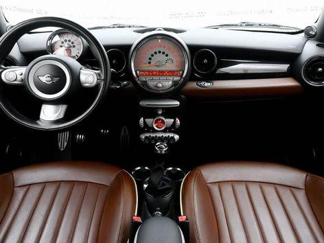 Mini Cabrio Cooper S 185 Chilli