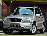 Suzuki Grand Vitara 2.0 HDi 80kW FACELIFT,M5,4X4,5-dverí,Redukcia,Klíma,z IT-BEZ HRDZE