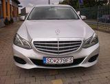 Mercedes-Benz E trieda Sedan 200 CDI BlueTEC Elegance, 100kW, M6, 4d.