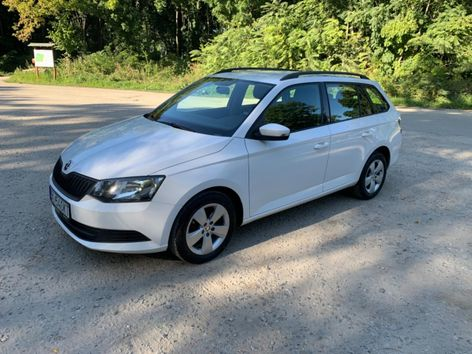 Škoda Fabia Combi 1.4 TDI Active