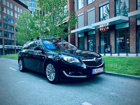 Opel Insignia ST 2.0 CDTI 170k Business  AT6