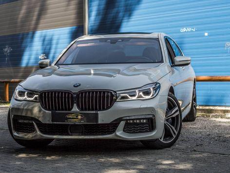BMW Rad 7 750Ld xDrive A/T