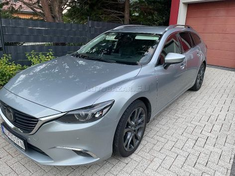 Mazda 6 Wagon 2.5 Skyactiv-G Revolution TOP A/T