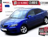 Mazda 3 1.6 S-VT Comfort