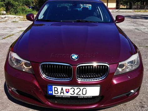 BMW rad 3 320d xDrive A/T