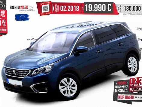 Peugeot 5008 7Miest 2.0 BlueHDi 150 Active
