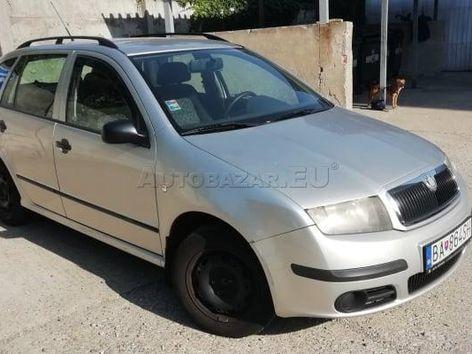 Škoda Fabia Combi 1.2 12V Classic Plus A/C