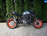 Ducati Monster + šedý
