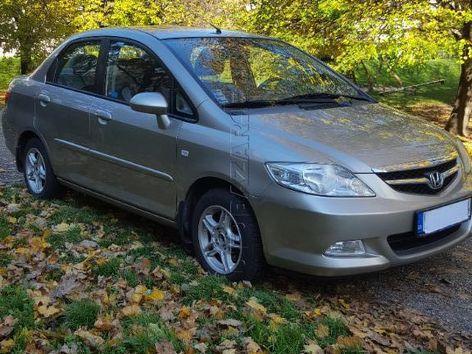 Honda City AA sedan
