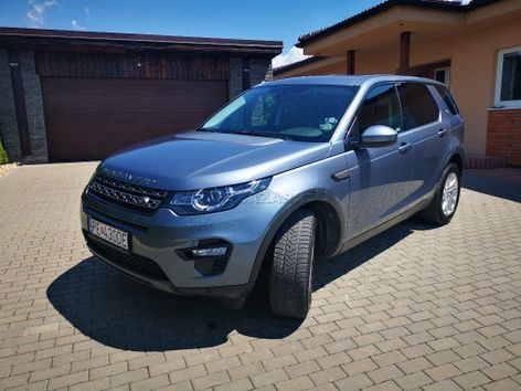 Land Rover Discovery Sport Combi 110kw Automat