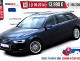 Audi A4 Avant 3.0 TDI V6 204hp Premium
