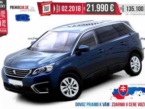 Peugeot 5008 7Miest 2.0 BlueHDi 150hp Active