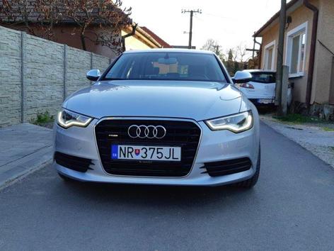 Audi A6 C7 S-line