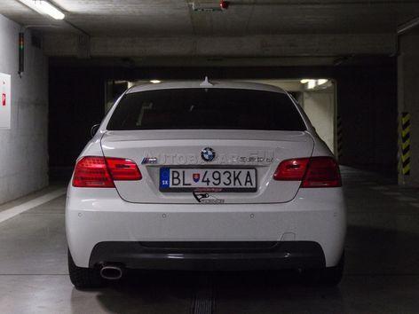 BMW rad 3 Coupé 320 xDrive. M - Packet. A/T. SK. TOP