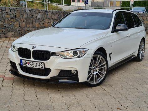 BMW rad 3 Touring M Sport Packet Individual