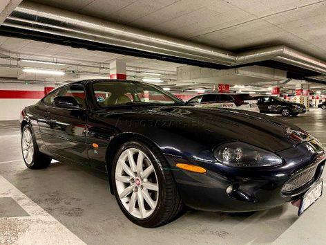 Jaguar XKR Coupé 376PS