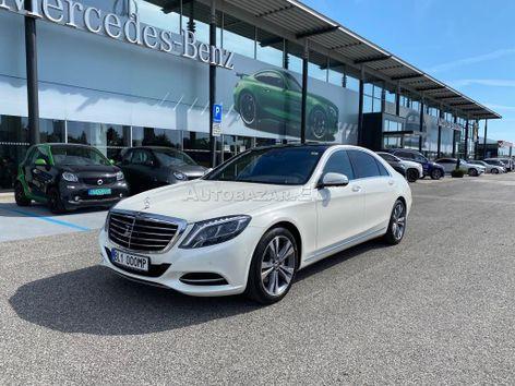 Mercedes S trieda S 350 d L Limusine. 9G. AT. Airmatic