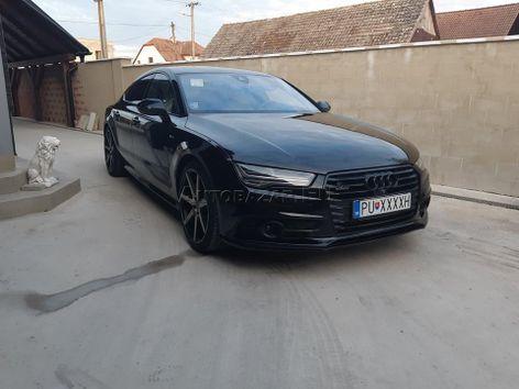 Audi A7 4G sportback competition s-line