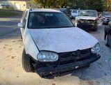 Rozpredám na diely Volkswagen Golf MK4 1.9 TDI