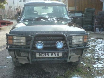 Land Rover Discovery 2.5 Tdi XS